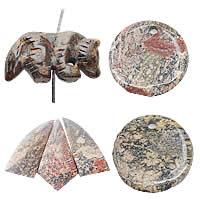 Leopard Skin Pendants