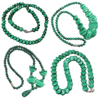 Malachite Beads Necklace