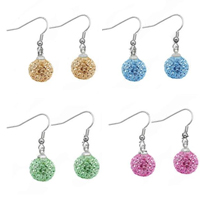 CRYSTALLIZED™ Crystal Drop Earring