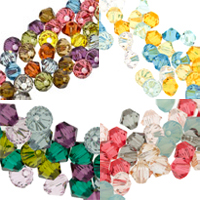 CRYSTALLIZED™ Crystal Space Beads