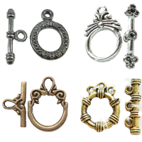 Zinc Alloy Jewelry Toggle Clasp