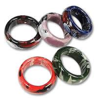 Porcelain Finger Ring