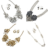 Fashion Iron Jewelry Sets