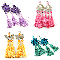 Fashion Tassel Earring