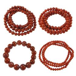 Yunnan Red Agate Bracelet