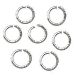 Brass Open Jump Ring