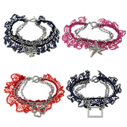 Chiffon Iron Bracelet