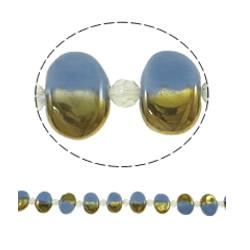 Plating Porcelain Bead