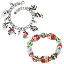 Christmas Jewelry Bracelet