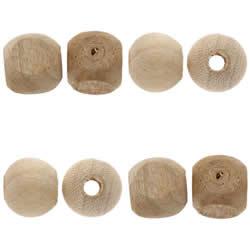 Camphorwood Beads