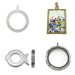 Floating Charm Jewelry