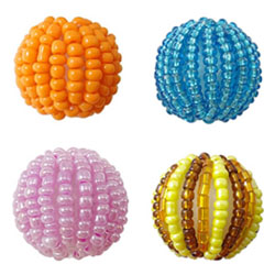 Woven Glass Seed Beads