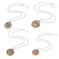 Perfume Locket Necklace