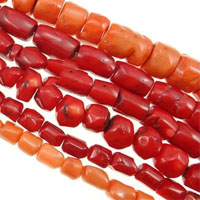 Mixed Natural Coral Beads