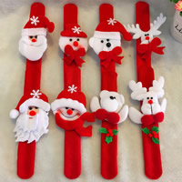 Christmas Slap Bracelet