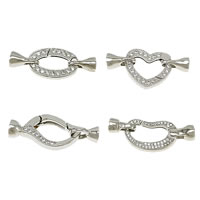 Sterling Silver Snap Clasp