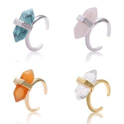 Gemstone Finger Ring