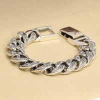 Thailand Sterling Silver Bracelet