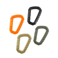 Fashion Carabiner Key Ring