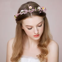 Bridal Hair Wreath