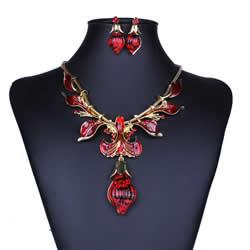 Zinc Alloy Jewelry Sets