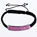 Brass Woven Ball Bracelets