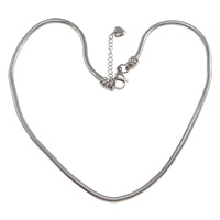 Stainless Steel European Necklace Chain
