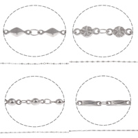 Stainless Steel Bar Chain