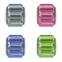 CRYSTALLIZED™ Elements #80301 Crystal BeCharmed Pavé With Baguette Beads