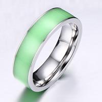 Luminated Finger Ring