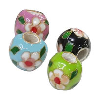 Filigree Cloisonne Beads