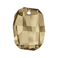 CRYSTALLIZED™ #6685 Crystal Graphic Pendants