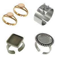 Stainless Steel Finger Ring Setting