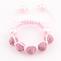 Children Woven Ball Bracelet