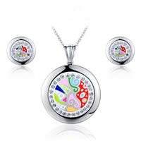 Stainless Steel Jewelry Sets