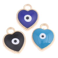 Zinc Alloy Evil Eye Pendant
