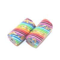 Tube Polymer Clay Beads