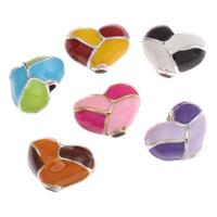 Enamel Acrylic Beads