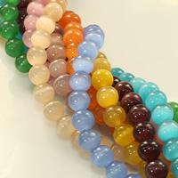 Cats Eye Jewelry Beads