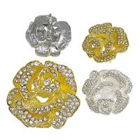 Rhinestone Zinc Alloy Ornaments