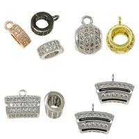 Brass Bail Beads