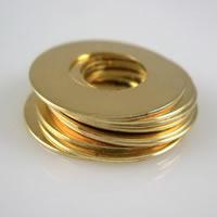 Brass Jewelry Washers
