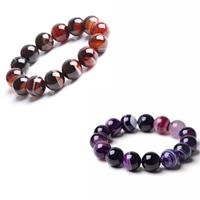 Lace Agate Bracelets