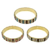 Rhinestone Cup Chain Bracelets