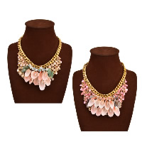 Shell Zinc Alloy Necklace