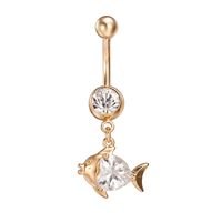 Gets® Jewelry Belly Ring