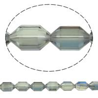 Imitation CRYSTALLIZED™ Oval Beads