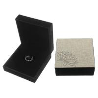 Linen Ring Box