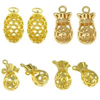 Hollow Brass Pendants