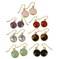 Gemstone Drop Earring
